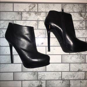 Aldo Shoes - Aldo Desano Platform Ankle Bootie